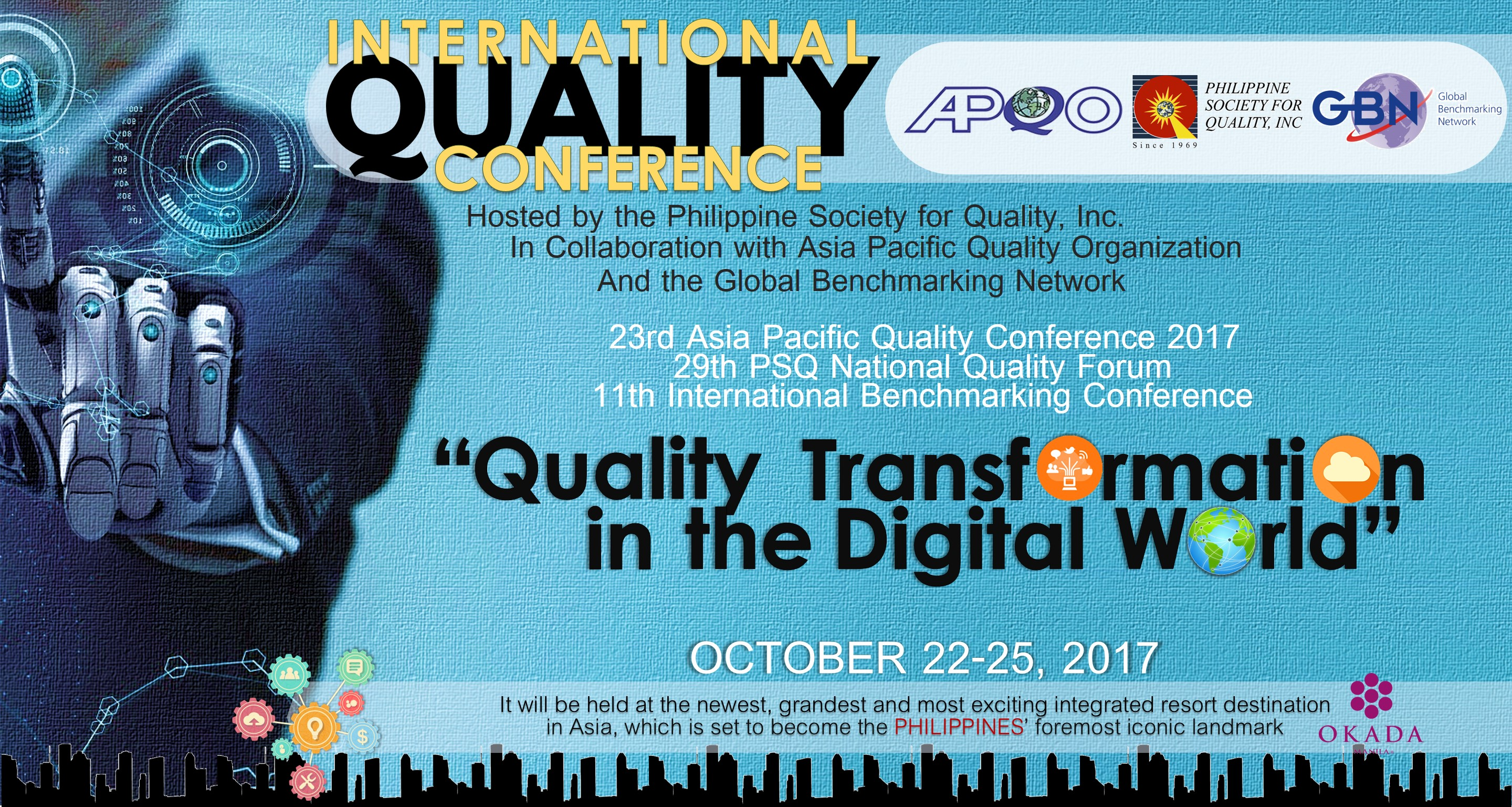 http://www.iqualityconference.com